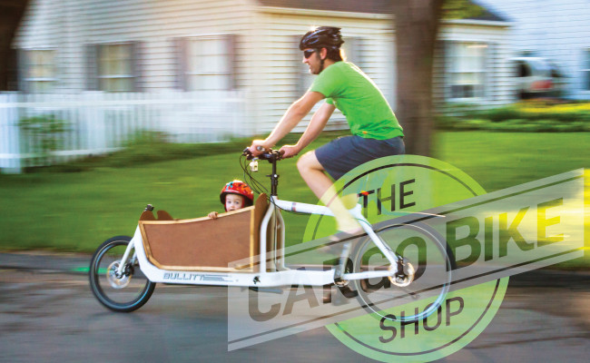Bikes Electric Wi Cargo Bike Photo
